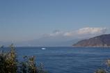 西伊豆から富士山