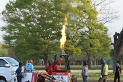 熱気球グランプリ(6)