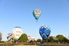 熱気球グランプリ(4)