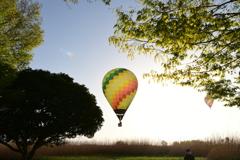 熱気球グランプリ(2)