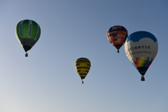 熱気球グランプリ(7)