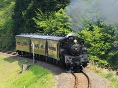 SL_真岡鉄道