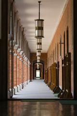 旧海軍兵学校廊下