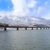 鉄道と雪山に魅せられて