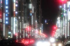 通り過ぎた夜