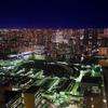 夜の築地市場