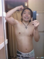 Hideo Ishihara Nude Photo 2013 White