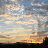 APPLE iPhone 6で撮影した(20151017_晩秋のいわし雲)の写真(画像)