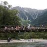 CANON Canon EOS 40Dで撮影した(20141029_晩秋の河童橋 )の写真(画像)