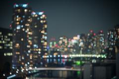バブル夜景