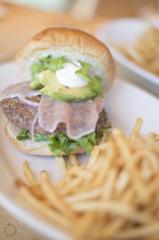 hamburger!