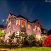 Western style house ~ rose night