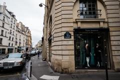 パリ・シゾー通り