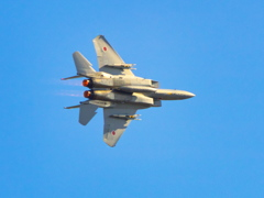 事前飛行訓練F15