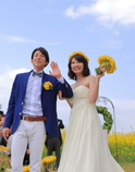 菜の花 Happy wedding Ⅲ