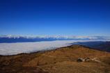 ずっと続く雲海