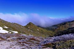わた雲の谷