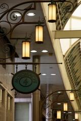 神戸元町の歴史を見守るアーケード