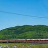 里山と近鉄電車
