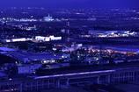 工業地帯を疾走する九州新幹線