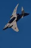 F-4の背面が夕日にあたり美しい!