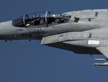 F-15のコックピット!