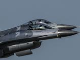 見られてました。F-16に!