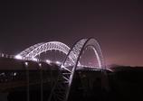 光の先の西海の橋