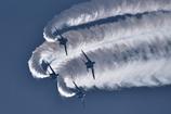 ニュウタの空にブルーが飛んだ!