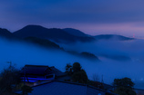 原風景が冬雲海に。。。