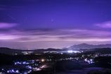 双子座流星群の日の夜明け前にも流星が降り注ぐ。。。