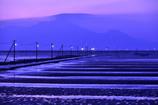 千と千尋の海床路