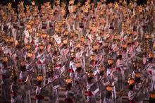 感動の千人踊り