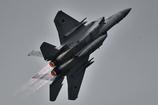エアフェスタ当日のF-15