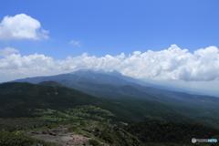 北横岳山頂からの景色