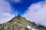 立山三山_富士の折立