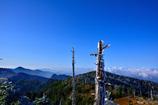 11月の八経ヶ岳