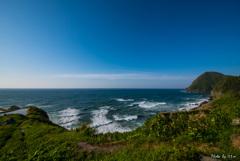雄大_丹後の海と空