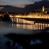 フィレンツェの宵闇