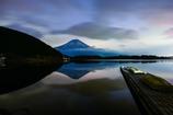夜明の田貫湖