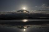 頂上の日の出
