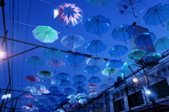 umbrella arcade