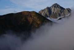 剱岳五景その1