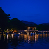 奈良 浮見堂
