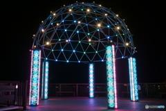 光のドーム