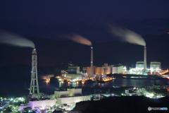 工場夜景③