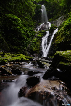 雨乞の滝①