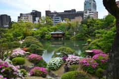 神戸市 相楽園