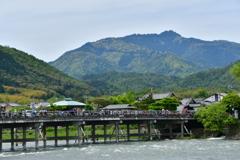 2018新緑の嵐山