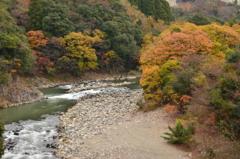滋賀県永源寺 識蘆の滝